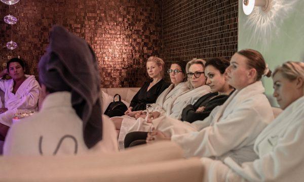 Art Clinic event med Anitha Clemence på Sturebadet
