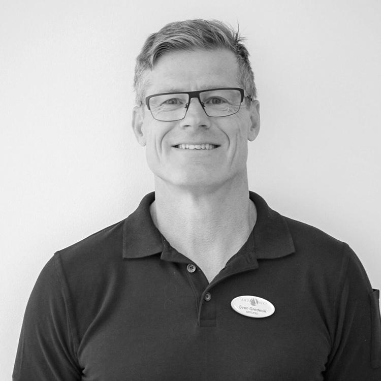 Dr. Sven Gredevik